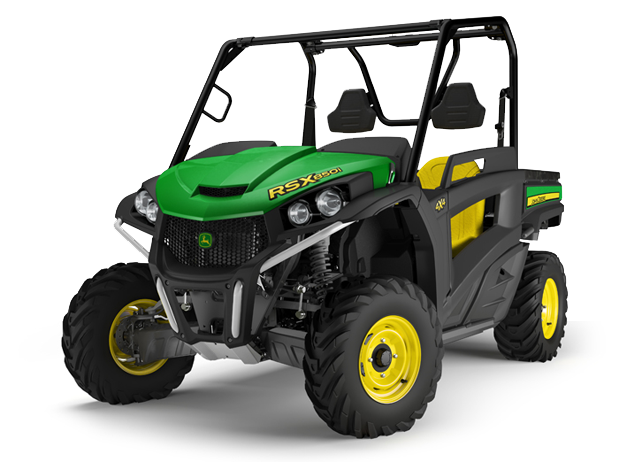 20 John Deere High Performance Gator Attachments