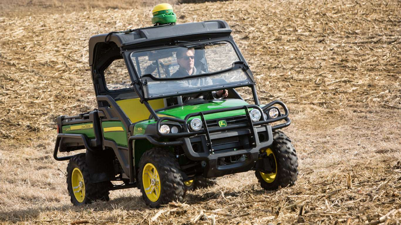 Gator Utility Vehicle Attachments | John Deere Australia
