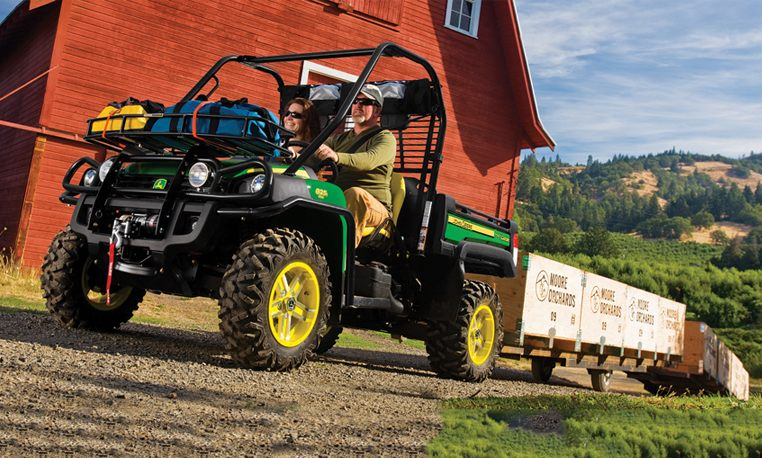 John Deere Gator™ Utility Vehicle Attachments