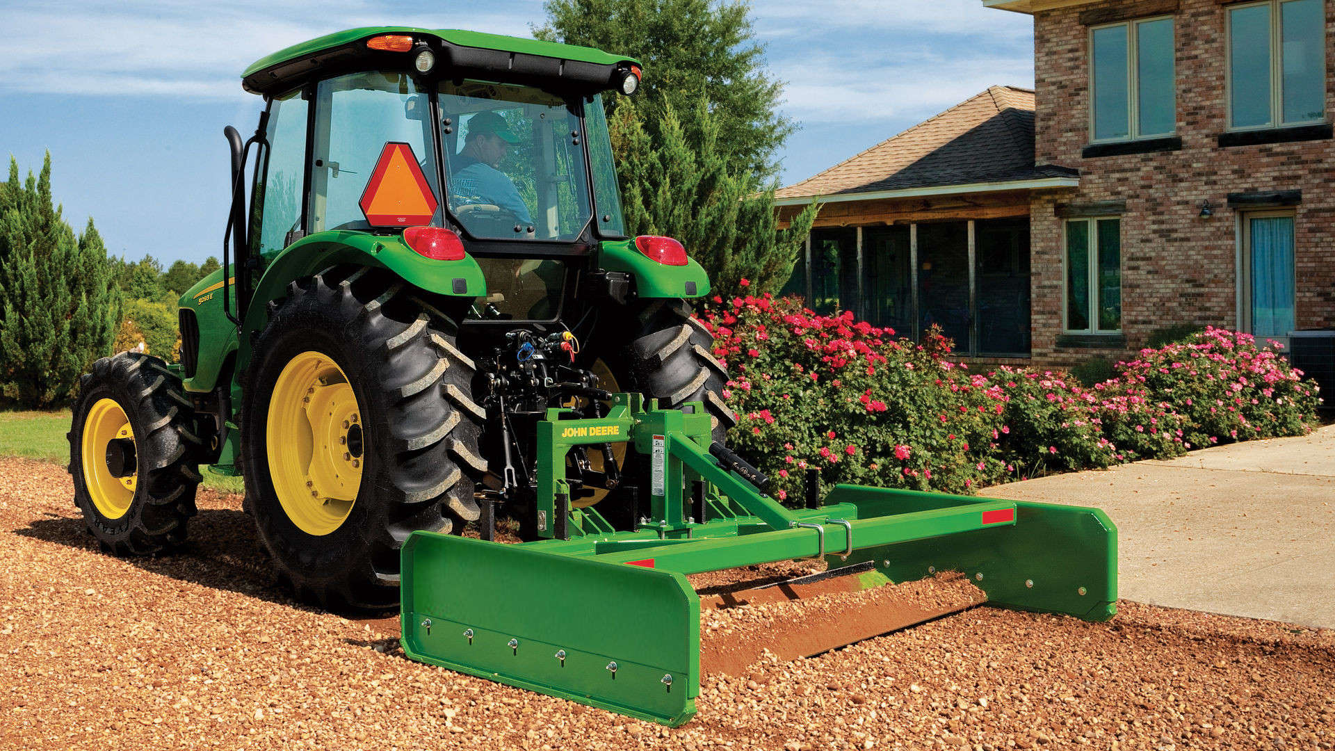 Utility Tractor Attachments & Implements | John Deere ...