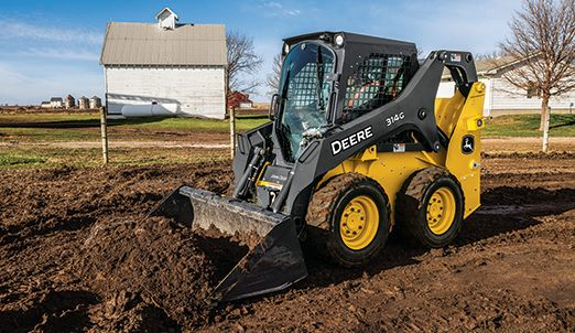 12 John Deere Skid Steer Attachments for Efficiency and ...