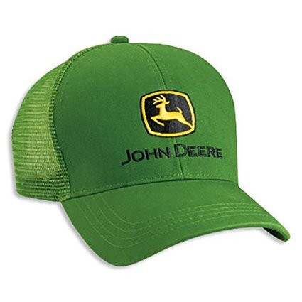 John Deere Green Mesh Back Hat (LP41940)