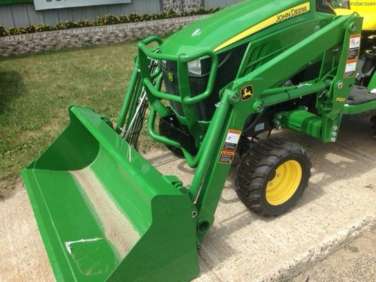 2015 John Deere H120 - Tractor Loaders - John Deere ...