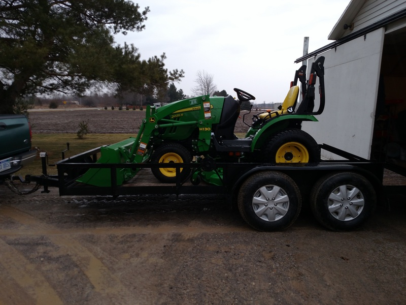 New 2025r !!! have questions - MyTractorForum.com - The ...