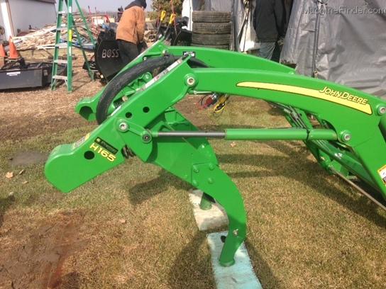 2014 John Deere H165 - Tractor Loaders - John Deere ...