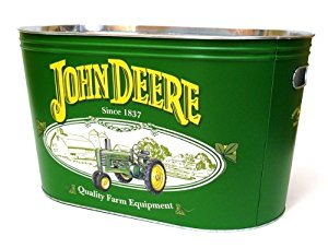 Amazon.com - Best Quality- John Deere Party Tub - Coasters