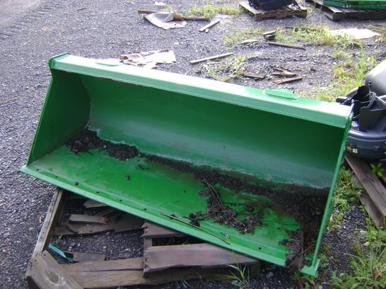 John Deere 66 BUCKET for sale Savannah, NY Price: $793 ...