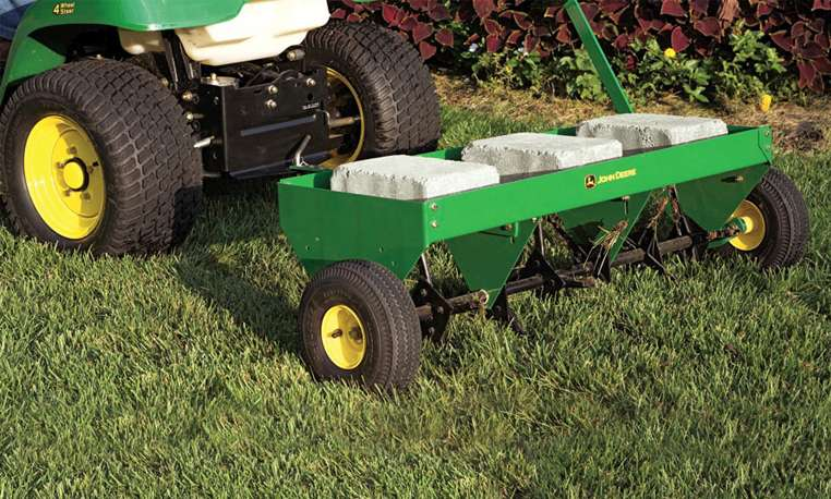 Lawn Care | Lawn Care | Ride-on Mower Attachments | John Deere