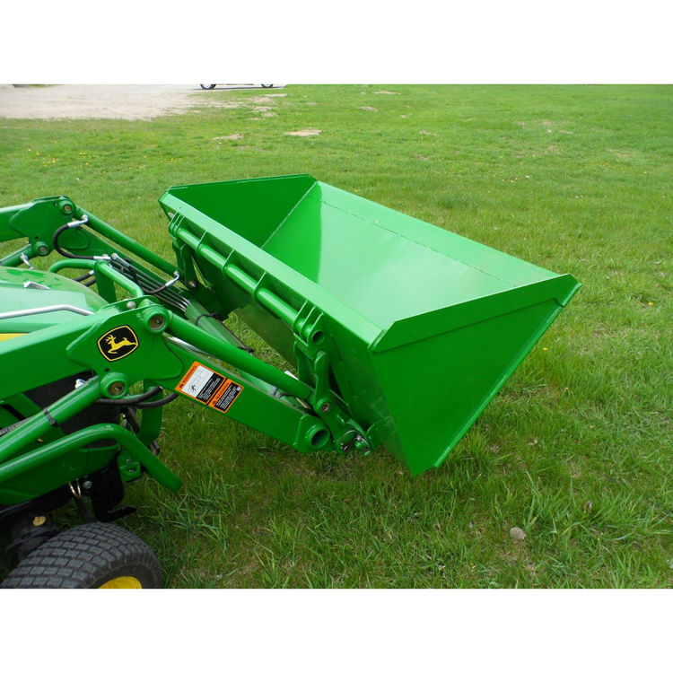 LIGHT MATERIAL BUCKET FOR JOHN DEERE 1000 and 2000 SERIES ...