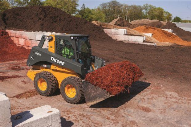 John Deere Light Material High-Capacity Buckets for G ...