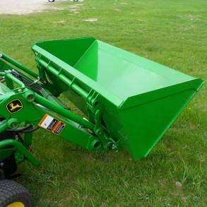 Compact Tractor Attachments | Redline Systems Inc ...