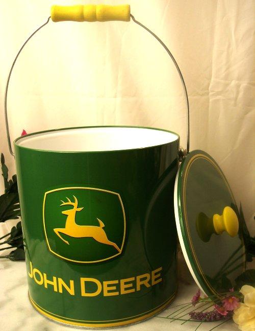 - Farm & Tractor - John Deere Insulated Ice Bucket