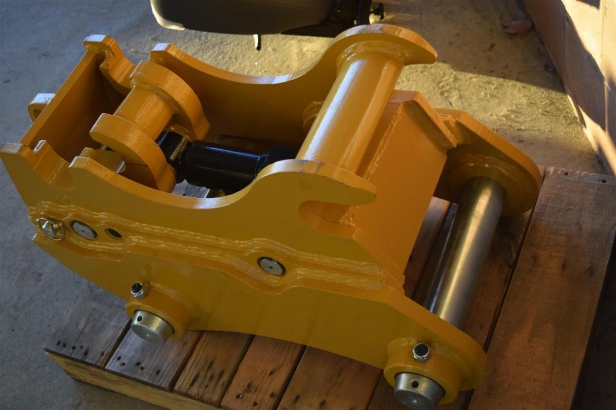 Excavator Quick Connect Hydraulic Coupler CAT 315 (70mm ...