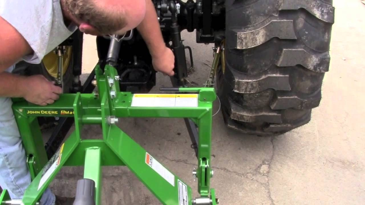 How To: Adjust and Use your John Deere iMatch - YouTube