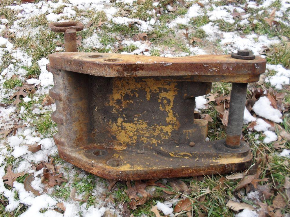 John Deere Bucket Quick Disconnect | eBay