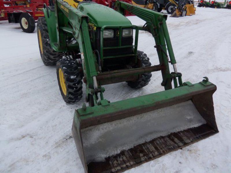 1999 John Deere 4400 Tractors for Sale | Fastline