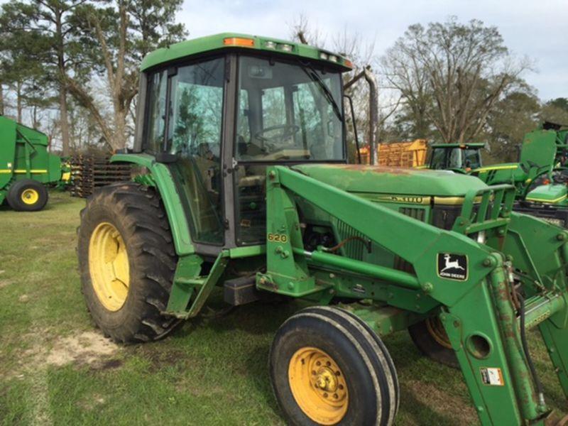 1996 John Deere 6300 Tractors for Sale | Fastline