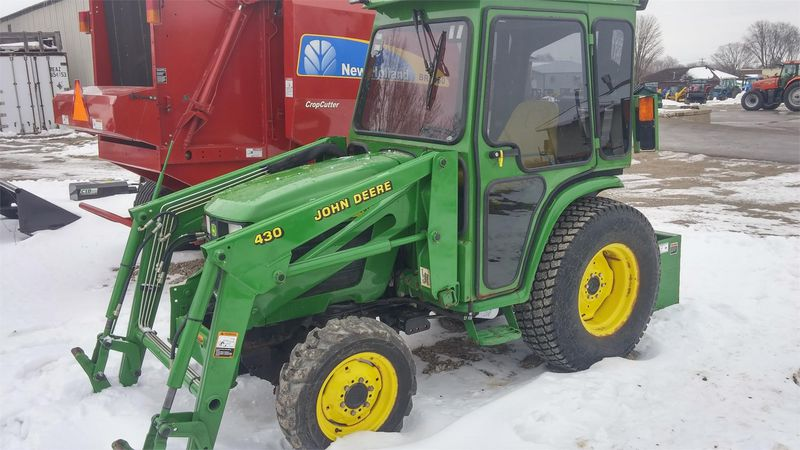 John Deere 4410 Tractors for Sale | Fastline