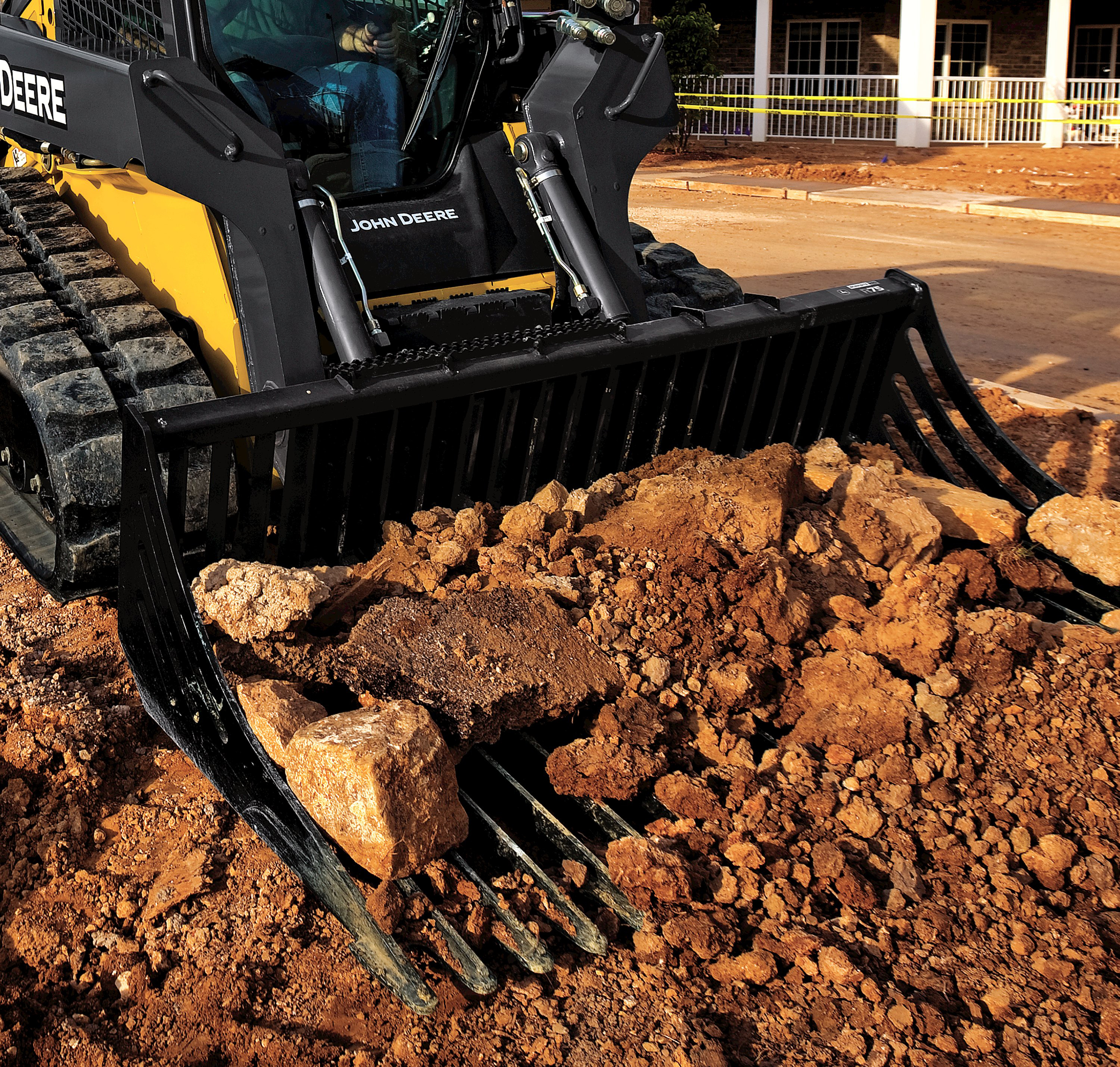 Worksite Pro Attachments from John Deere