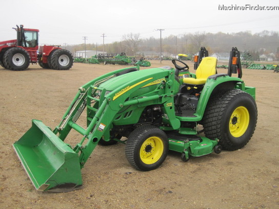 2004 John Deere 4120 Tractors - Compact (1-40hp.) - John ...
