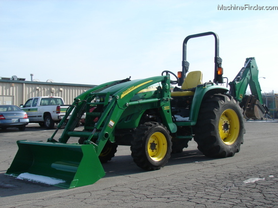 2006 John Deere 4120 Tractors - Compact (1-40hp.) - John ...