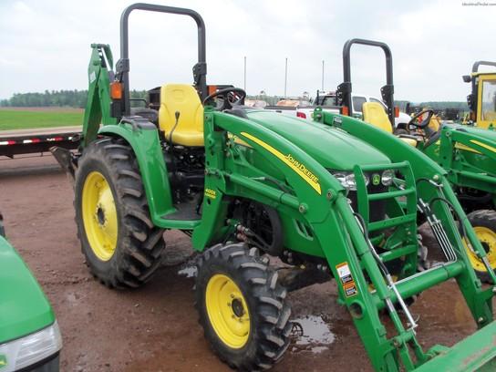 2008 John Deere 4120 Tractors - Compact (1-40hp.) - John ...