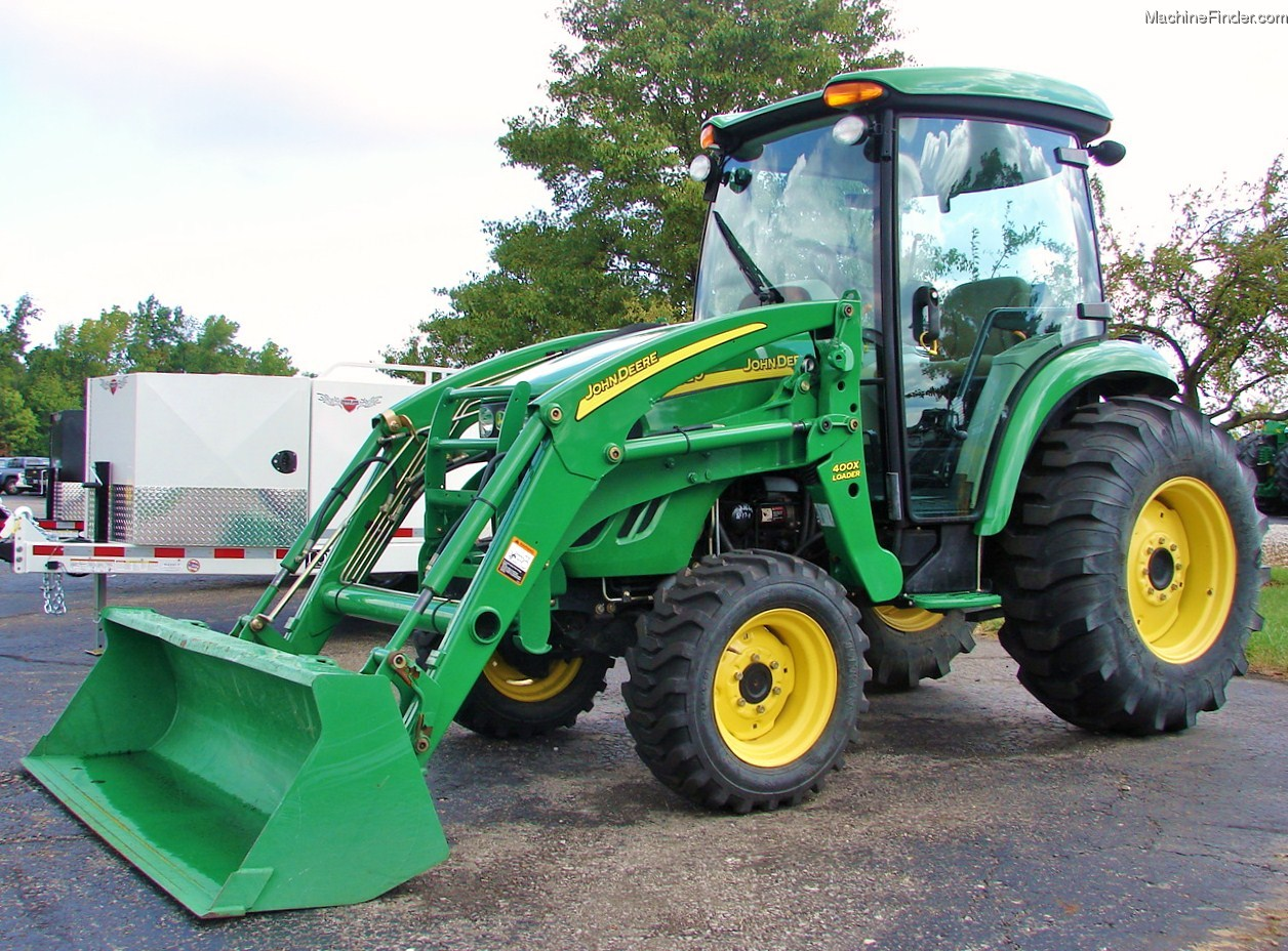 2008 John Deere 4320 Tractors - Compact (1-40hp.) - John ...