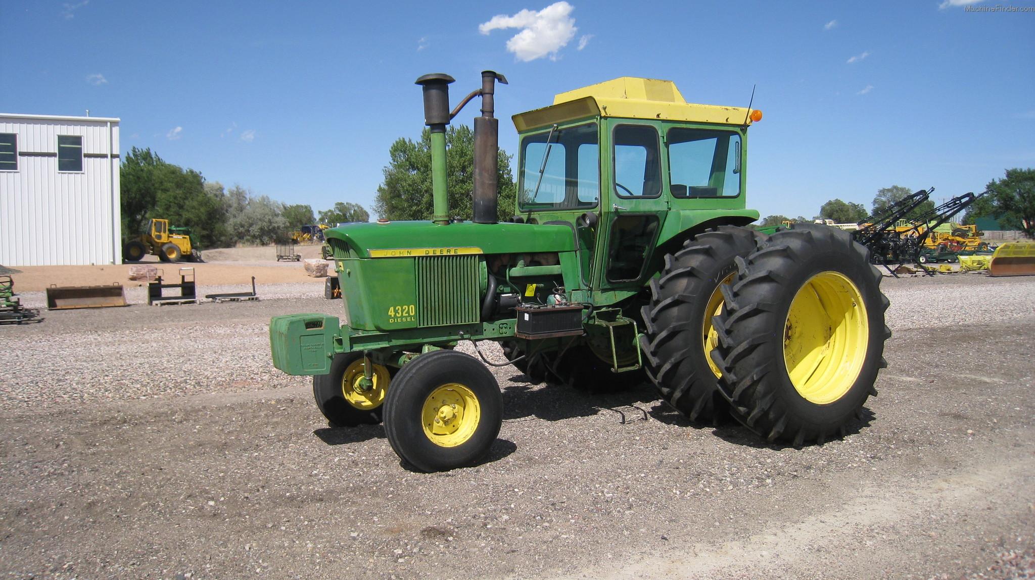 1972 John Deere 4320 Tractors - Row Crop (+100hp) - John ...