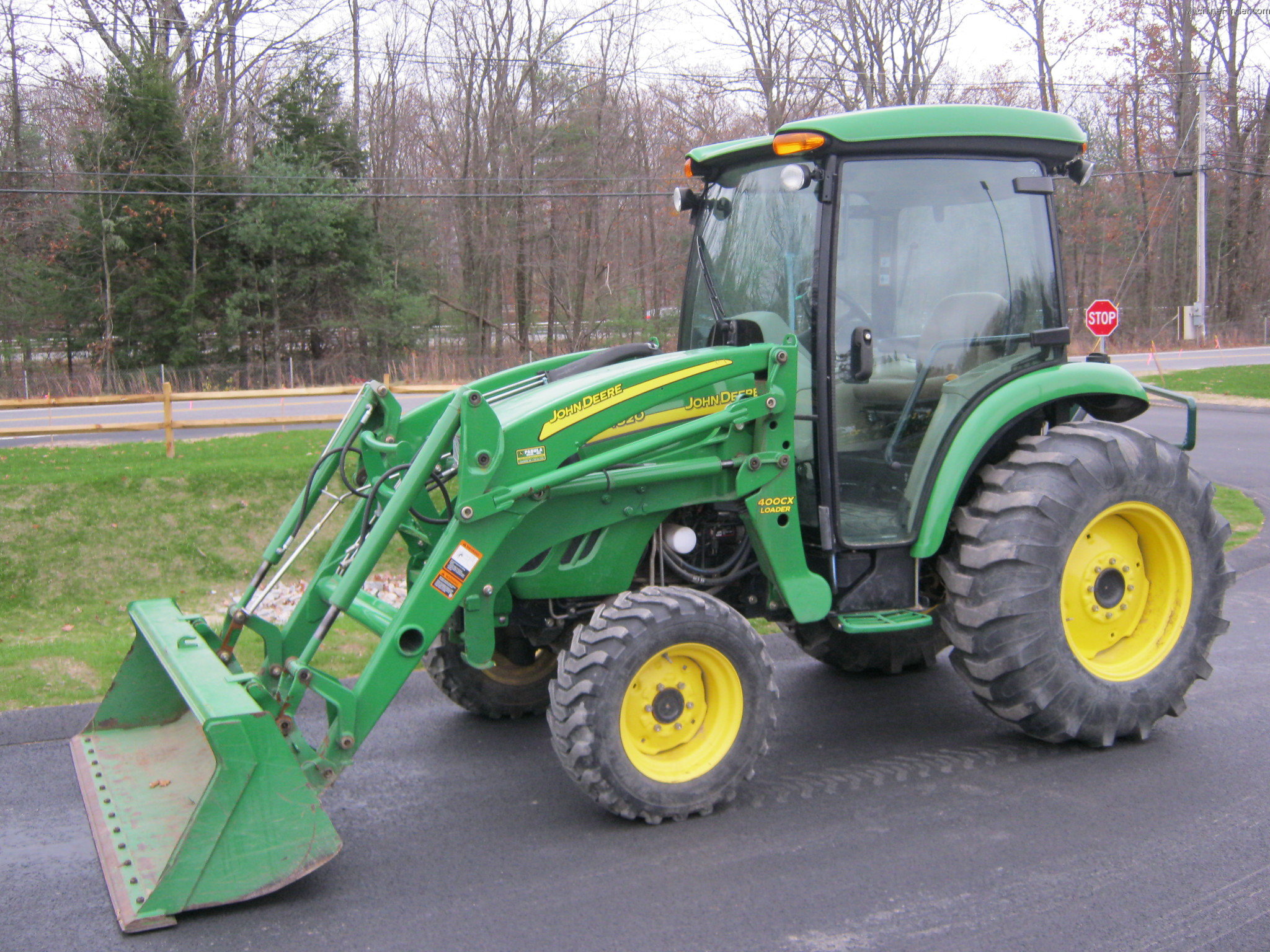 2009 John Deere 4320 Tractors - Compact (1-40hp.) - John ...