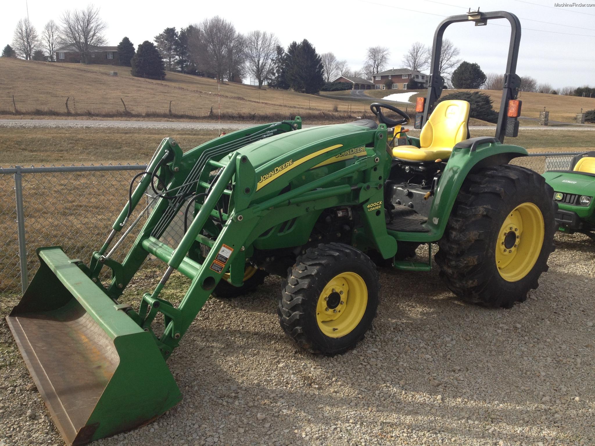 2010 John Deere 4320 Tractors - Compact (1-40hp.) - John ...