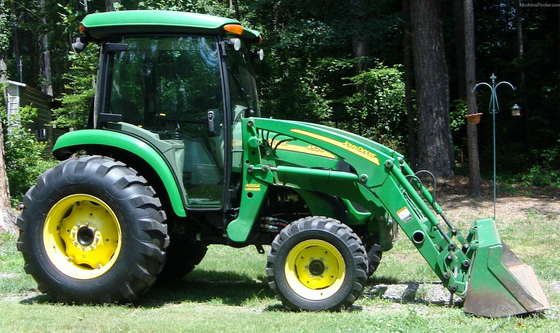 2010 John Deere 4520 Tractors - Compact (1-40hp.) - John ...