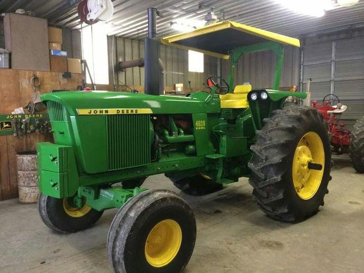 JOHN DEERE 4520 | Tractors | Pinterest