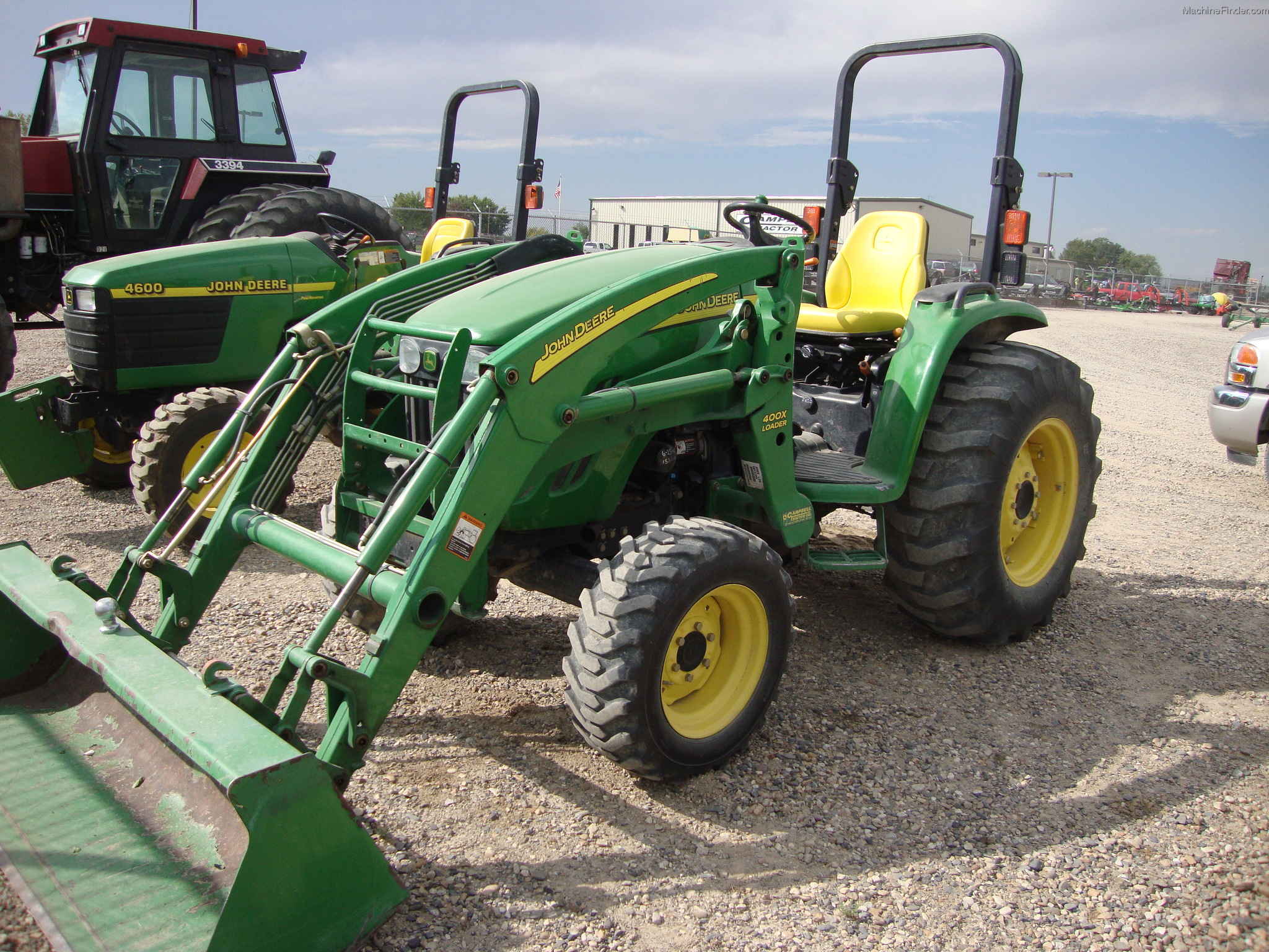 John Deere 4520 Tractors - Compact (1-40hp.) - John Deere ...