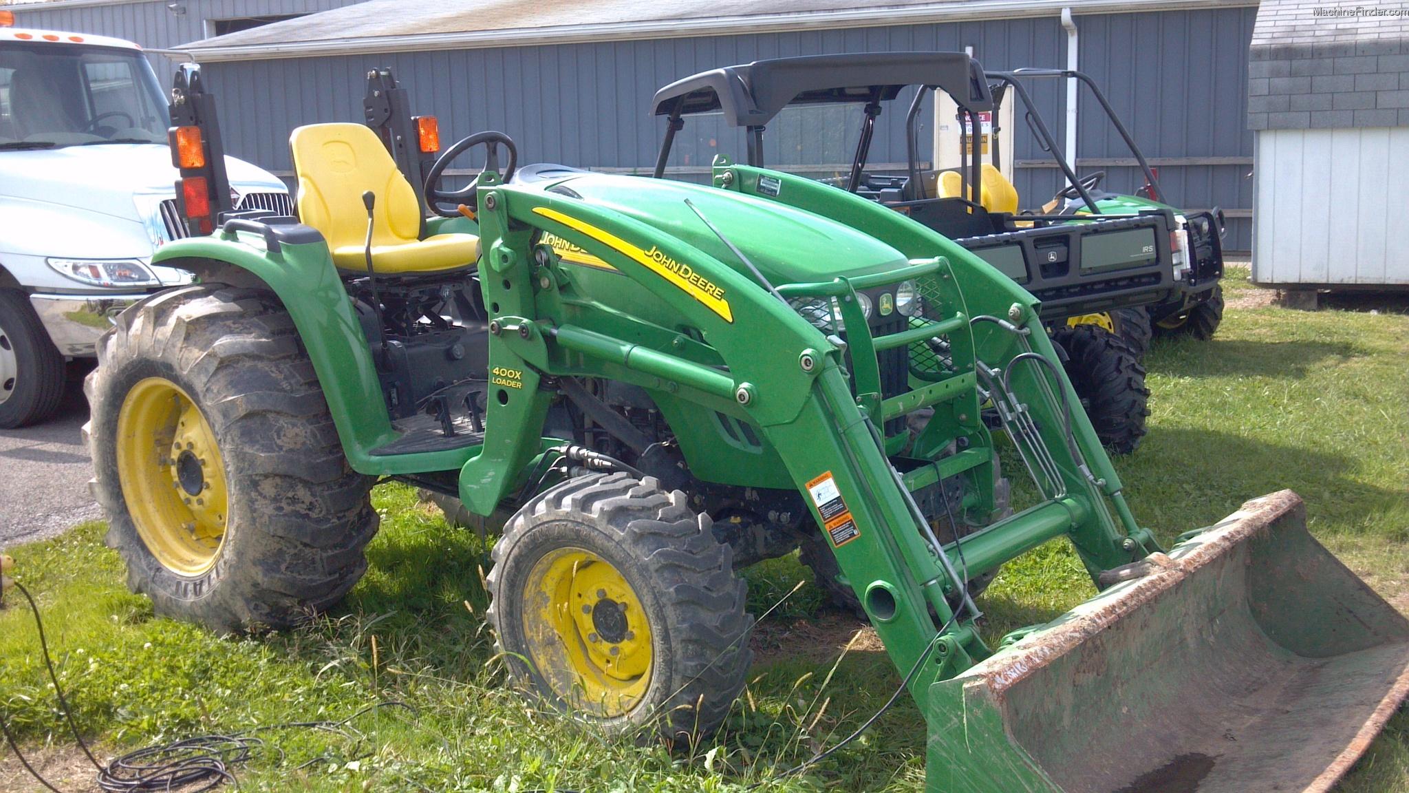 2009 John Deere 4520 Tractors - Compact (1-40hp.) - John ...