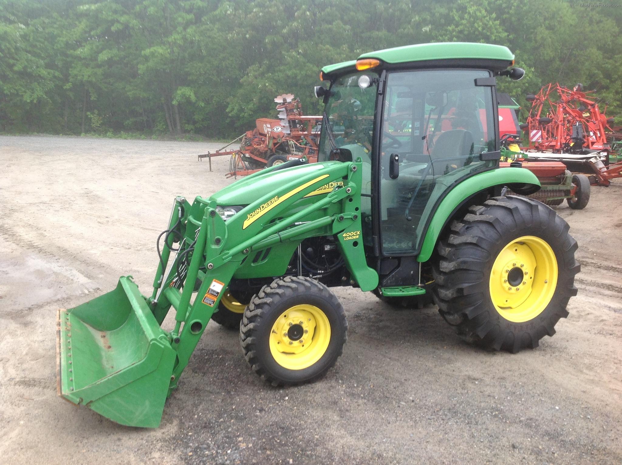 2009 John Deere 4720 Tractors - Compact (1-40hp.) - John ...