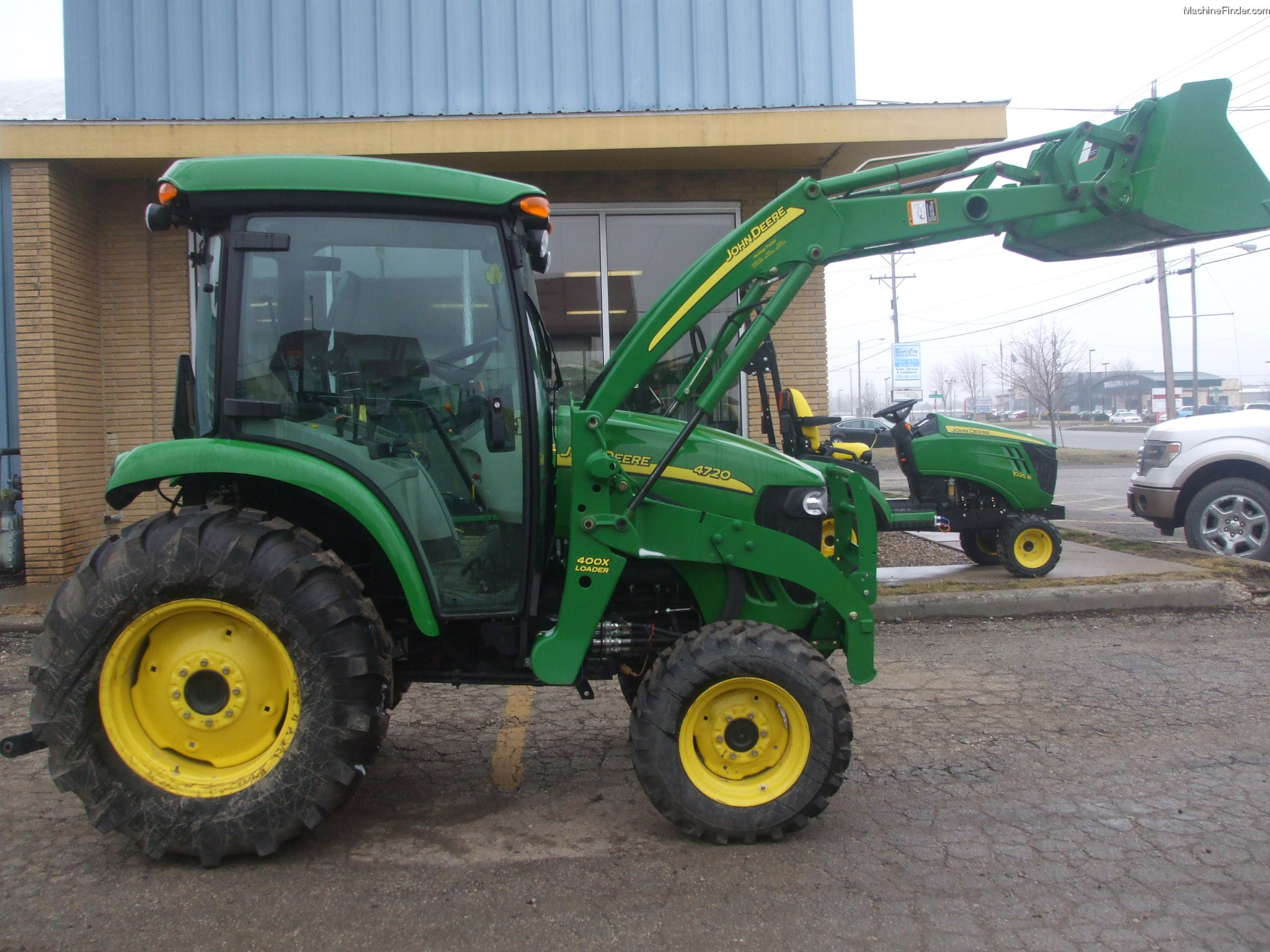 2008 John Deere 4720 Tractors - Compact (1-40hp.) - John ...
