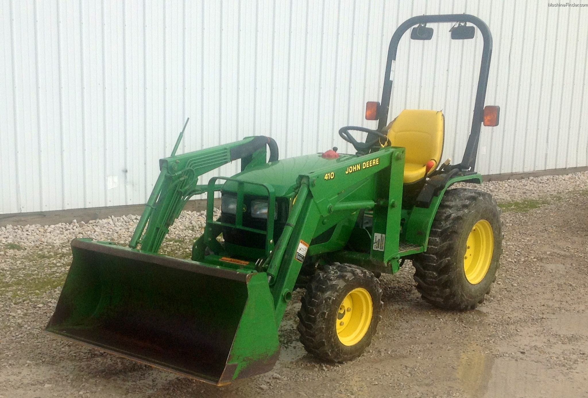 1999 John Deere 4100 Tractors - Compact (1-40hp.) - John ...