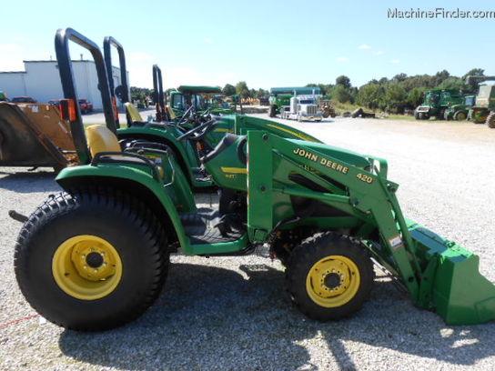 2001 John Deere 4200 Tractors - Compact (1-40hp.) - John ...