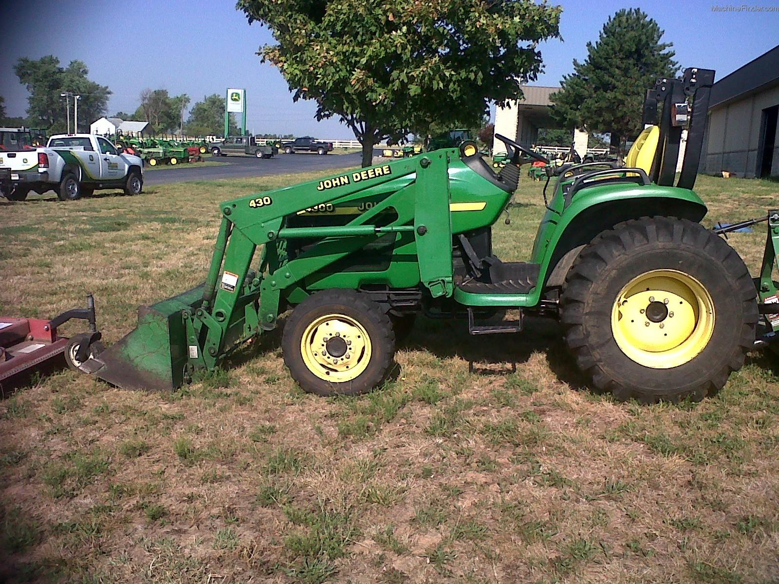 2000 John Deere 4300 Tractors - Compact (1-40hp.) - John ...