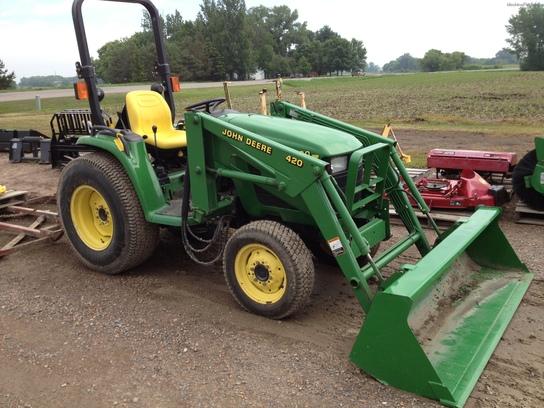 1999 John Deere 4300 Tractors - Compact (1-40hp.) - John ...