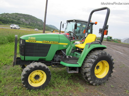 1999 John Deere 4400 Tractors - Compact (1-40hp.) - John ...