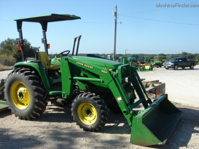 2001 John Deere 4500 Tractors - Compact (1-40hp.) - John ...