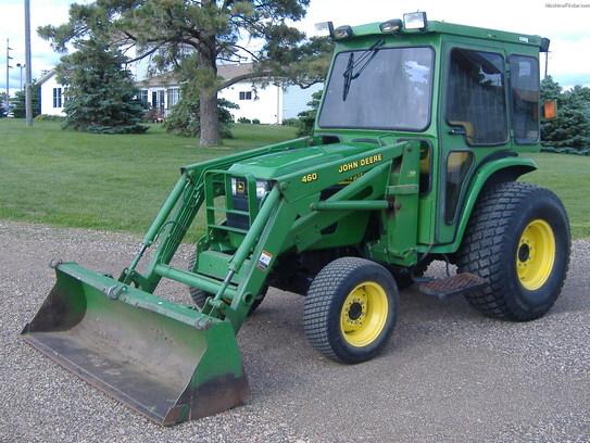 1999 John Deere 4500 Tractors - Utility (40-100hp) - John ...