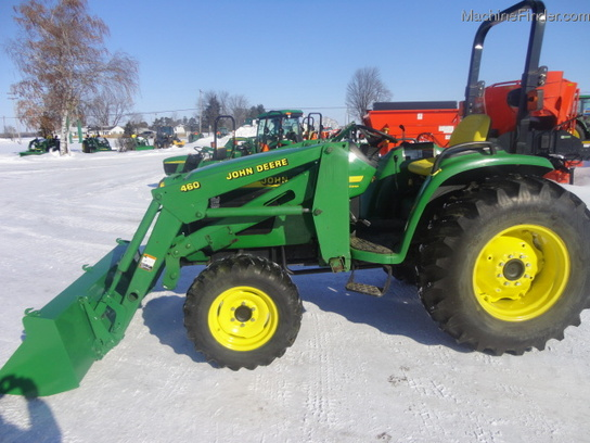 2001 John Deere 4700 Tractors - Compact (1-40hp.) - John ...