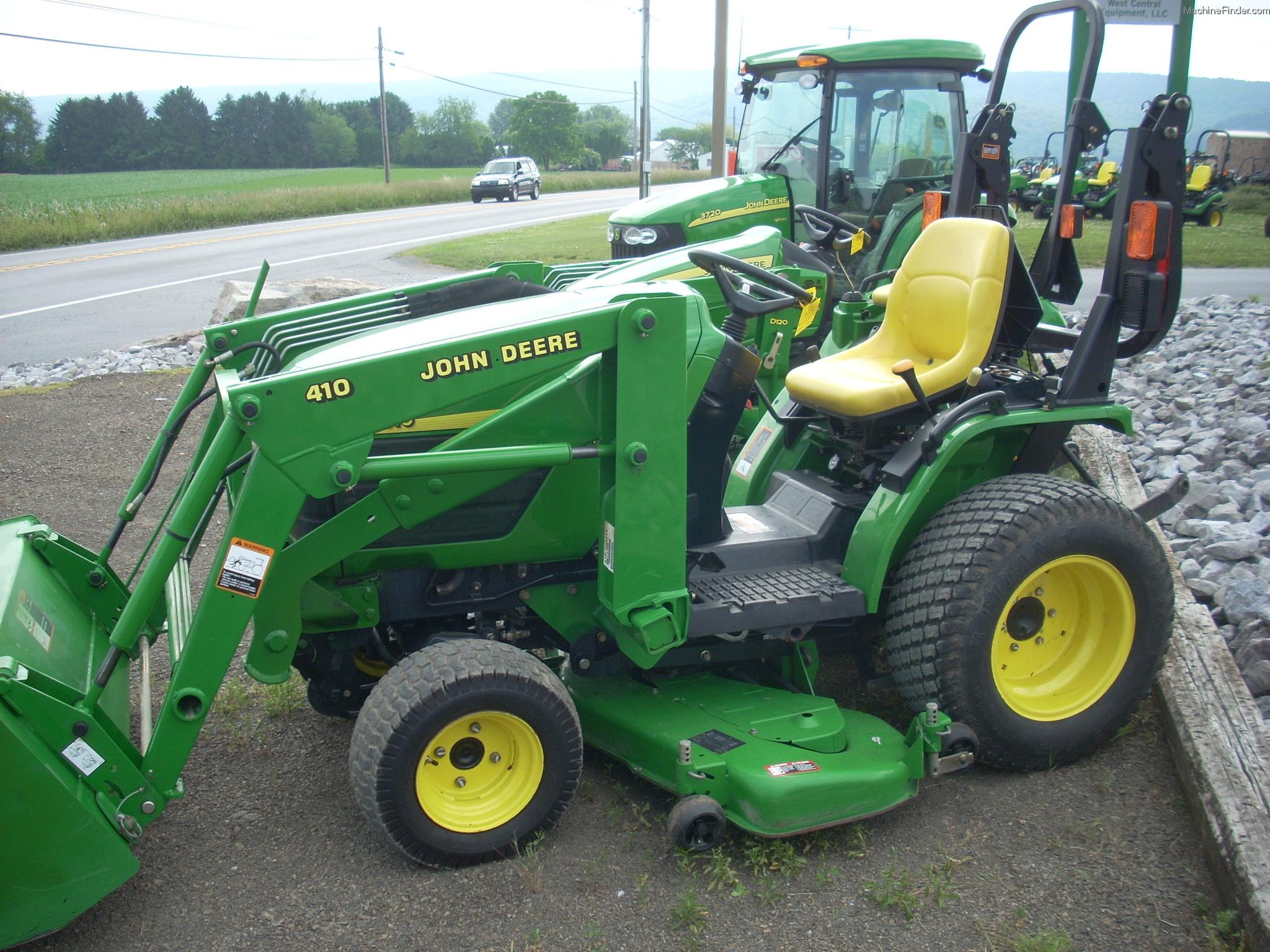 2004 John Deere 4010 Tractors - Compact (1-40hp.) - John ...