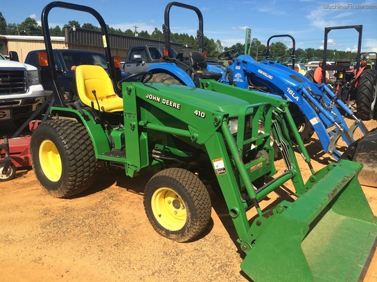 2005 John Deere 4110 Tractors - Compact (1-40hp.) - John ...