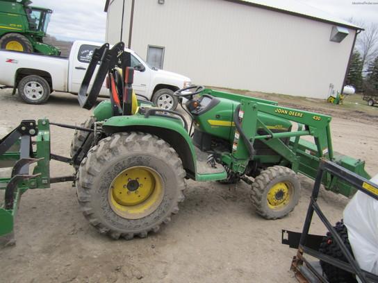 2002 John Deere 4310 Tractors - Compact (1-40hp.) - John ...