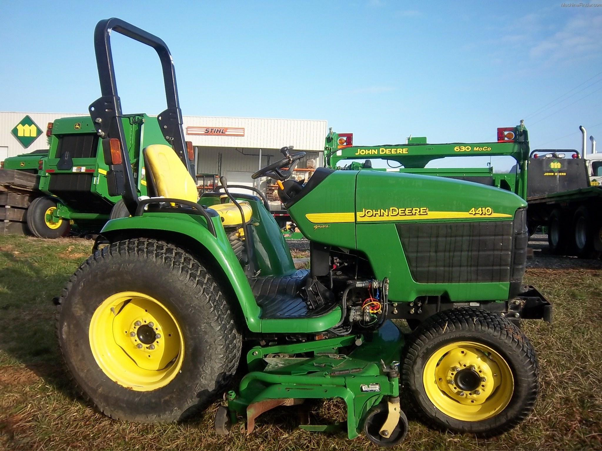 2003 John Deere 4410 Tractors - Compact (1-40hp.) - John ...