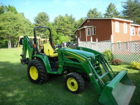 John Deere 4410 Tractors - Compact (1-40hp.) - John Deere ...