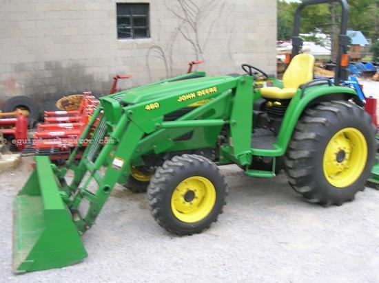 2004 John Deere 4510 Tractor For Sale at EquipmentLocator.com